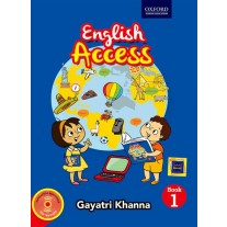 Oxford English Access Textbook for Class 1