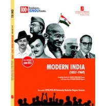 Straight Forward IGNOU B.A. History - Modern India : 1857-1964 (EHI-01)