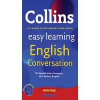 Pustak Mahal Collins Easy Learning English Conversation ( HC004)