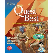 Optima Quest For The Best for Class 7 by George Paul