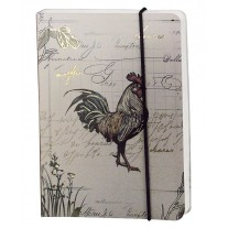 Nightingale Animal Series Notebook (Size A6) Pages 192 (Ruled) Design A