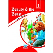 V-Connect Beauty and the Beast Graded Readers (Level-1)