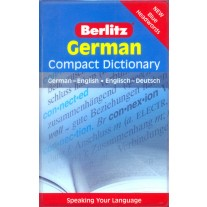 Goyal Saab Berlitz German Compact Dictionary