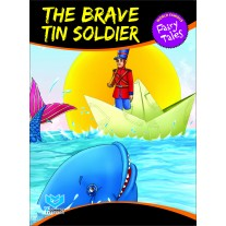 New Saraswati V- Connect Fairy Tales The Brave Tin Soldier
