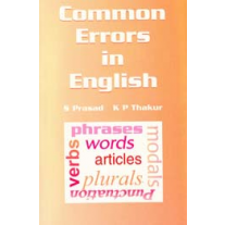Bharti Bhawan Common Errors in English