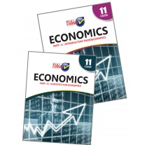 Full Marks Guide of Economics for Class 11 by Suman Gera