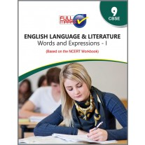 Full Circle CBSE English Language & Literature Words & Expressions-I (Based On NCERT Workbook) Class 9