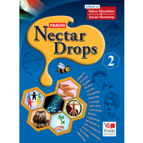 Prachi Moral Education Nectar Drops for Class 2