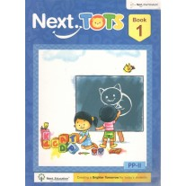 Next Education Next Tots for Class 1 to 8 (PP-II) Sets of 8 Books
