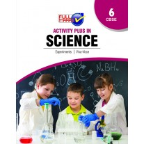 Full Marks  Activity Plus in Science Book for Class 6 (Paperback)