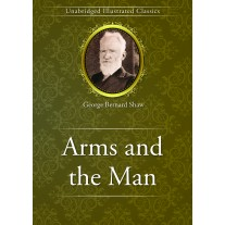 Full Marks Arms and the Man Book for Class 11 & 12