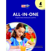 Full Marks DAV Guide All in One for Class 4