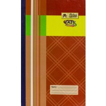Lotus Eazy Long Notebook Hard Bound