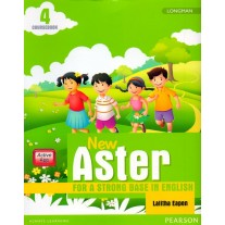 Pearson New Aster English Coursebook for Class 4