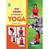 Evergreen CBSE A Textbook of Yoga for Class 7