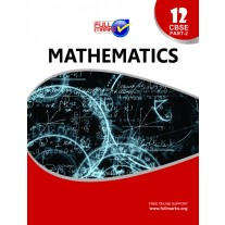 Full Marks Guide of Mathematics (Part 2) for Class 12 by KC Sisodia