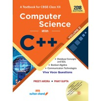 Sultan Chand Computer Science with C++ Volume II for Class 12 (2018)