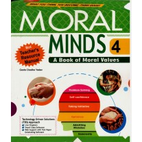 Rohan Moral Minds (A Book of Moral Values) for Class 4