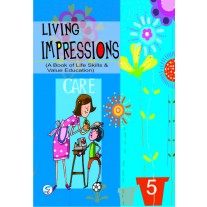 Sapphire Living Impressions Value Education class 5