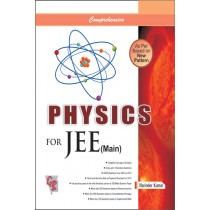 Comprehensive Physics for JEE (Main) by Laxmi Publications