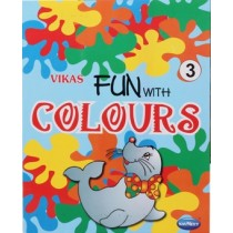 Navneet Fun with Colours Book 3