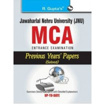 RPH JNU MCA Entrance Examination Previous Years Papers Solved (R-56) - 2019