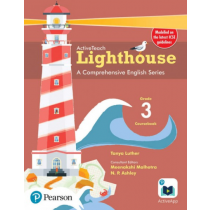 Pearson ICSE Lighthouse English Cousebook Class 3