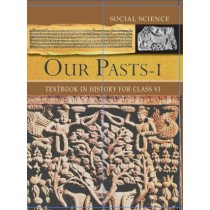 NCERT Our Pasts I Textbook of History for Class 6 (With Binding)