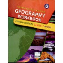 Frank Brothers Middle School Geography Workbook for Class 7
