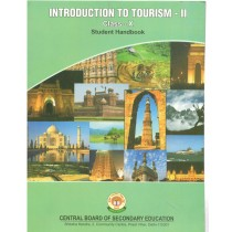 CBSE Introduction to Tourism Part II Student Handbook for Class 10 (With Binding)