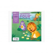 Chalk & Chuckles Hungrrry Four Memory & Movement Game (CCPPL021)