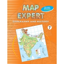Tarun Map Expert (Geography & History) for Class 7