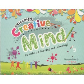 McLearners Creative Mind (A Series of Drawing and Colouring) Book 7