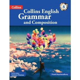 Collins English Grammar and Composition for Class 8