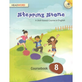 Headword Stepping Stone Coursebook for Class 8 (Old Edition 2016)