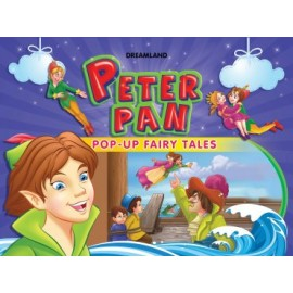 Pop Up Fairy Tales Peter Pan (Dreamland)