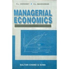 RL Varshney and KL Maheshwari Managerial Economics by Sultan Chand & Sons