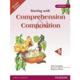 Pearson Starting With Comprehension and Composition 5