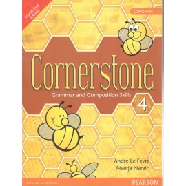 Pearson Cornerstone Textbook for Class 4 (North East Edition)