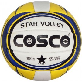Cosco Star Volley Volleyball (Size 4)