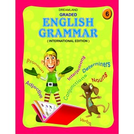 Graded English Grammar Class 6 (Dreamland)