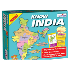 Creatives Know India Puzzle Game