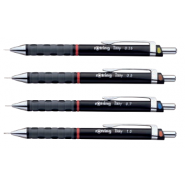 Rotring Tikky Professional Mechanical Pencil (Black)