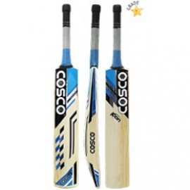 Cosco Icon English Willow Cricket Bat (Full Size)