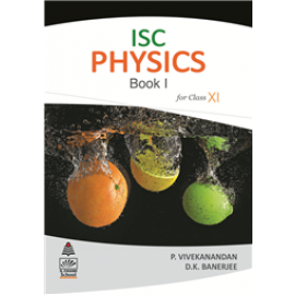 S Chand ISC Physics Book 1 for Class 11
