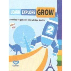New Saraswati Learn Explore Grow Series of General Knowledge for Class 2
