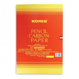 Kores Pencil Carbon - 5010 Coloured (Pack of 100)