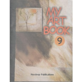 Navdeep My Art Book for Class 9