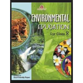 Madhubun Environmental Education For Class 8 by Rajini Krishnaswamy