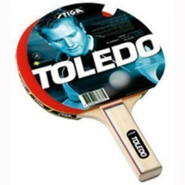 Cosco Stiga Toledo Table Tennis Bat (Single)